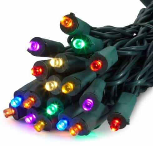 gkibethlehem lighting 50 light flexchange led light set - Best Led Christmas Tree Lights