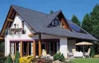 Uni-Solar Shingles Roof