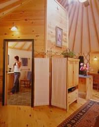 Summer Cabin  Interior