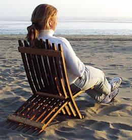 Reclaimed Oak Chair: McLeod Chair
