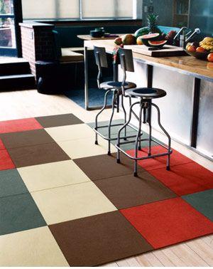 InterfaceFLOR Modular Carpet Tiles