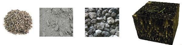 Efficient Concrete Replacement: Blocks of Trash