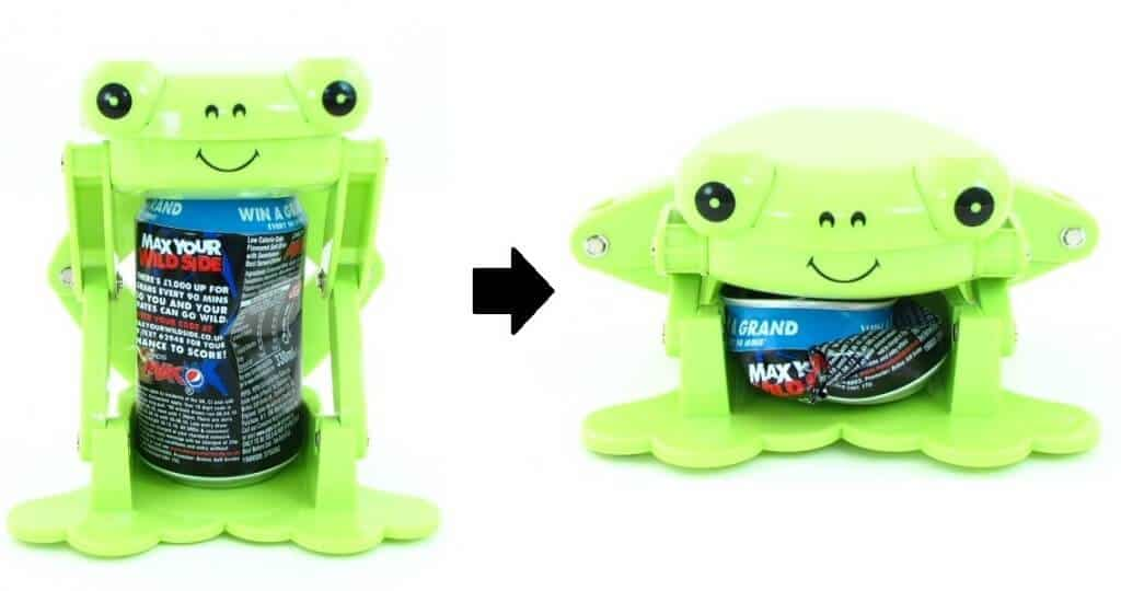 frog-can-crusher-two-states-from-uncrushed-to-crushed