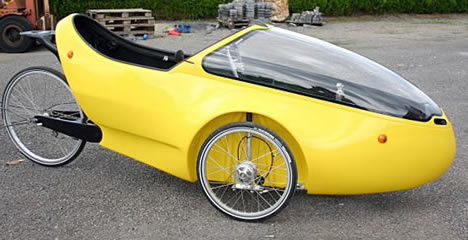Go-One Velomobile