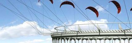 Proposed Kite Gen Carousel System (photo: Kite Gen Research S.r.l.)
