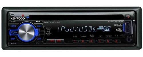 Kenwood KDC-MP342U iPod-Ready Car Stereo Receiver