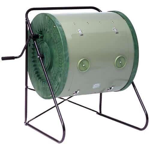 compact compost tumbler