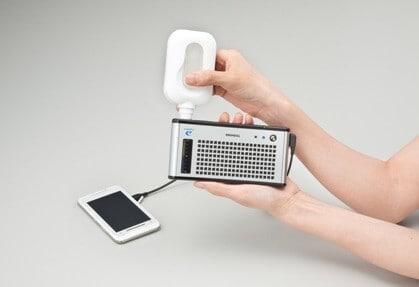 Toshiba Dynario Fuel Cell Device Charger (photo: Toshiba)