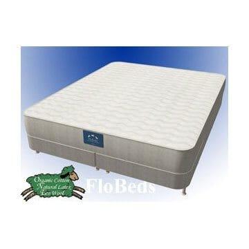 Posture Select Organic Cotton Natural Talalay Latex Green Mattress