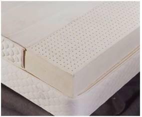 latex organic mattress