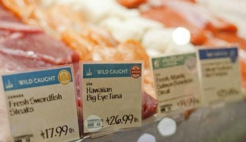 Choosing Sustainable Seafood
