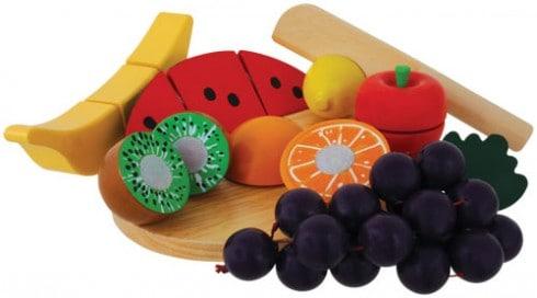 Imagiplay Fruit Cutting Set