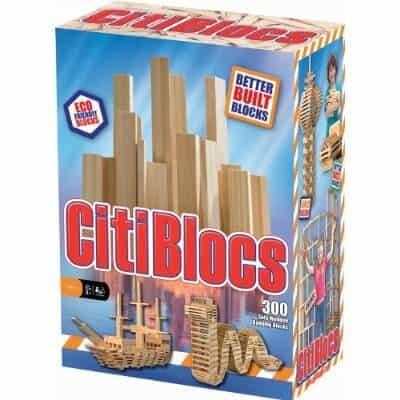 Citiblocs Wooden Building Block Set
