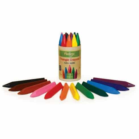 P'Kolino Triangular Crayons