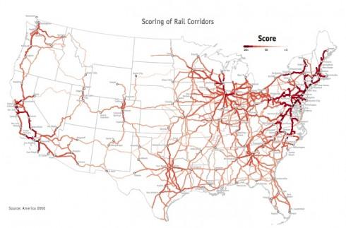America 2050 Map