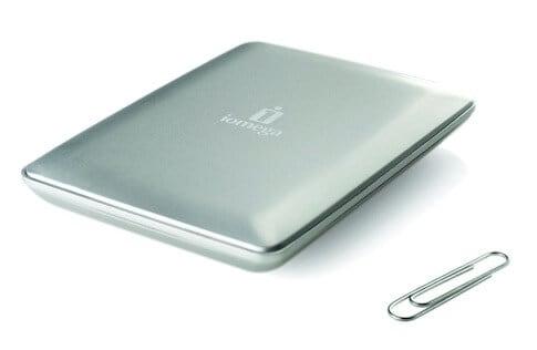 Iomega eGo Helium 500GB Portable Hard Drive
