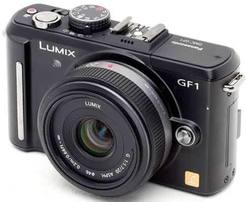 Panasonic Lumix DMC-G2 Interchangeable Lens Camera