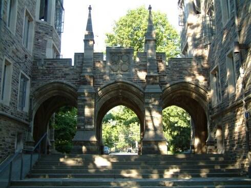 Princeton University Halls
