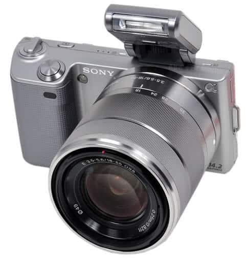 Sony Alpha NEX3A Interchangeable Lens Camera