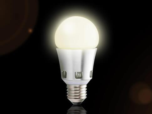 The Pharox 300 Flame: The Warmest LED Light Bulb Available