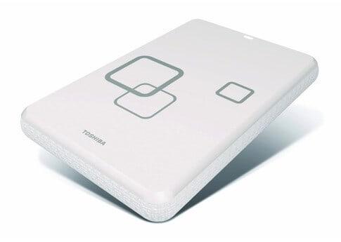 Toshiba Canvio 1TB Portable Hard Drive