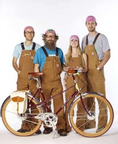 Best Lugged Frame At NAHBS: Bilenky Cycle Works