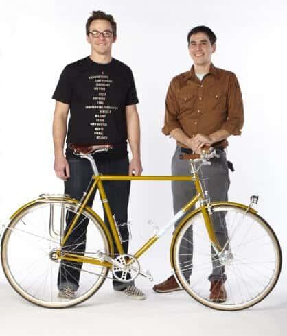Best City Bike NAHBS: Signal Cycles