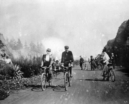19th Century Cyclists in San Francisco: SF.Streetsblog.org