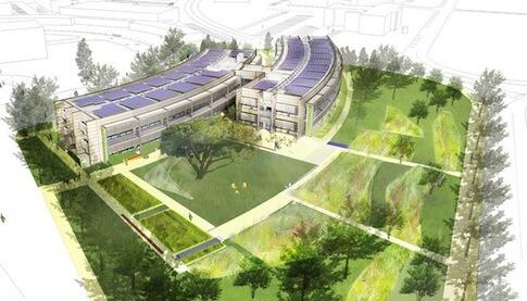 NASA Sustainability Base Showcases High-Tech, Eco Friendly Design