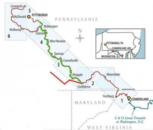 Great Allegheny Passage (GAP)