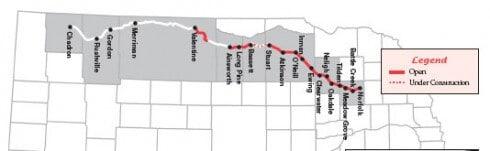 Cowboy Trail Nebraska