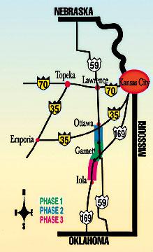 Prairie Spirit Trail- Kansas