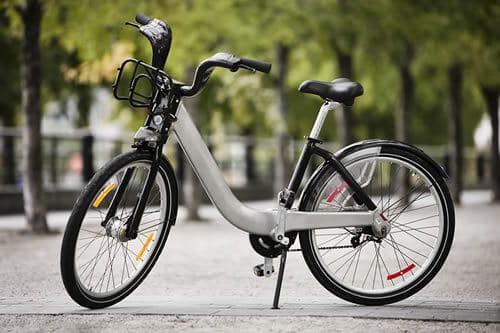 The Bixi Bikes To Be Used In NYC Bike Sharing