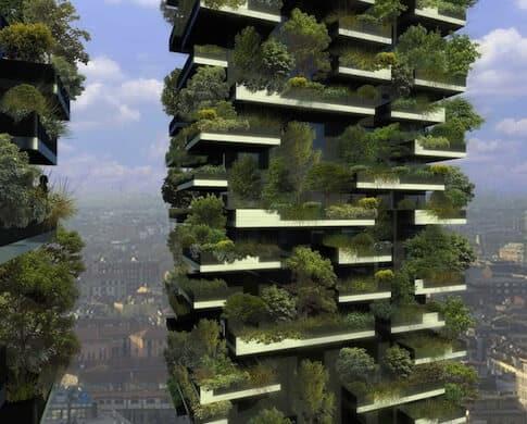 Bosco Verticale: Stefano Boeri's Stunning Vertical Forest Skyscraper