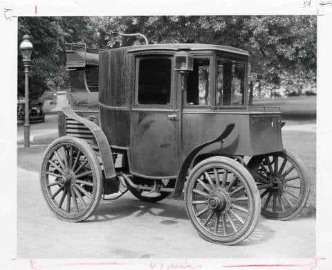 Riker Electric Automobile