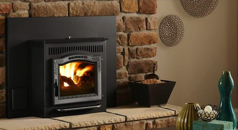 Wood Pellet Stoves Are Hot