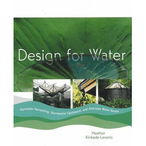 Design For Water: Rainwater Harvesting Case Studies