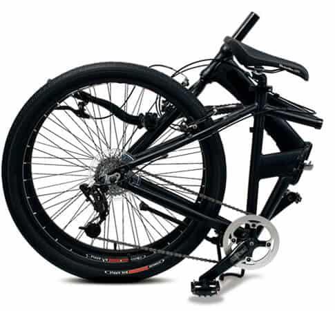 Dahon Jack Folding Bicycle (Folded)