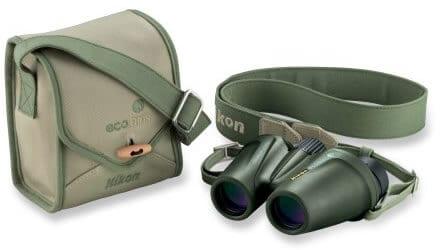 Ecobins: Green Binoculars