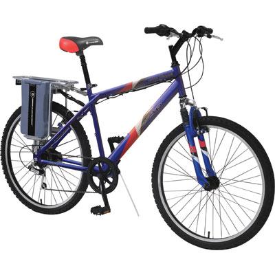 Electric Mountain Bike: EZip Trailz