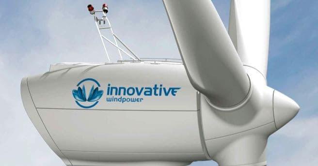 Innovative Windpower's Falcon 1.25 MW Wind Turbine (photo: I.W.)