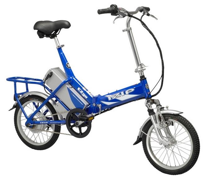 iZip EZGo Electric Bicycle