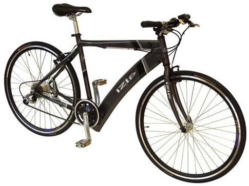 iZip Street Electric Bike