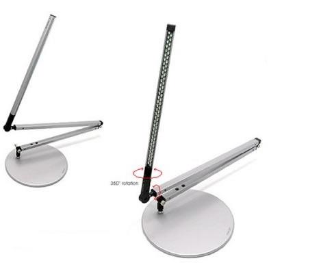 Z-Bar LED Desk Lamp by Koncept