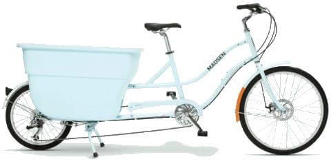Madsen Longtail Bike