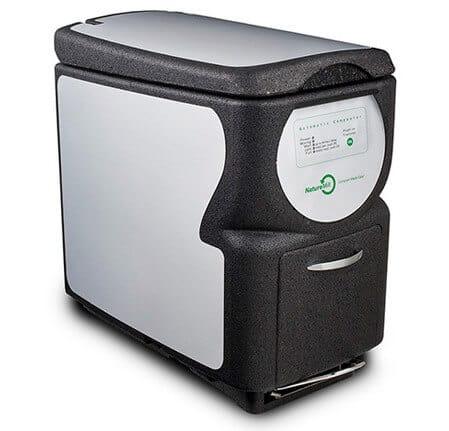 Naturemill Pro Promises Easy & Efficient Indoor Composting