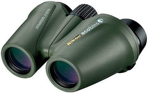Nikon's Ecobins: Eco-Friendly Binoculars