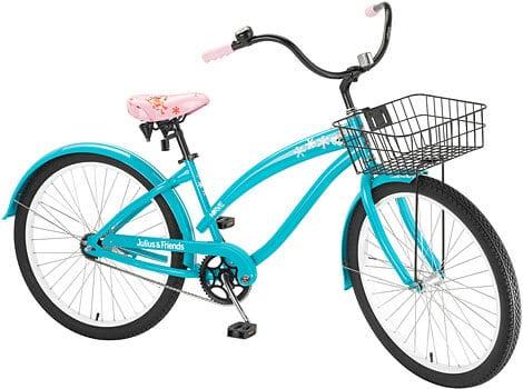 Nirve Paul Frank Beach Cruiser Bike
