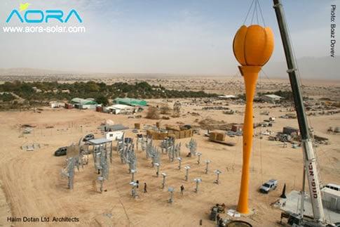 solar-concentrator-israel