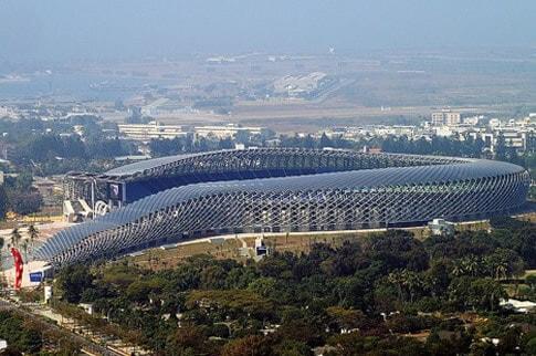 Solar Stadium For World Games 2009